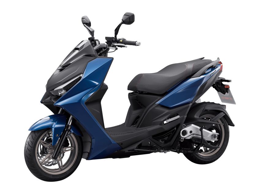 2021 Kymco F9, KRV and DT X360 scooters launched Image #1217562