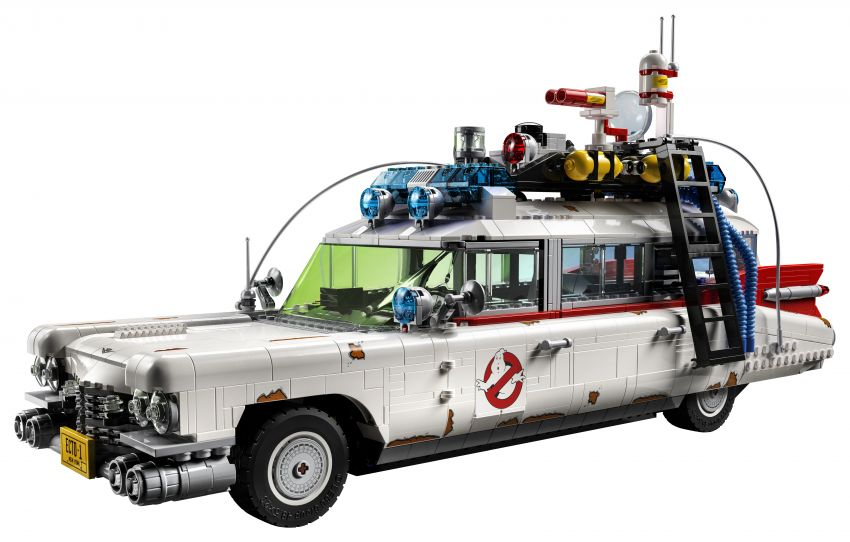 Lego Ghostbusters ECTO-1 – 2,352 pieces, US$199 Image #1204929