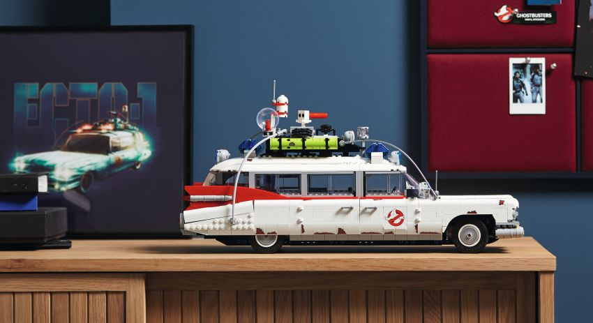 Lego Ghostbusters ECTO-1 – 2,352 pieces, US$199 Image #1204940