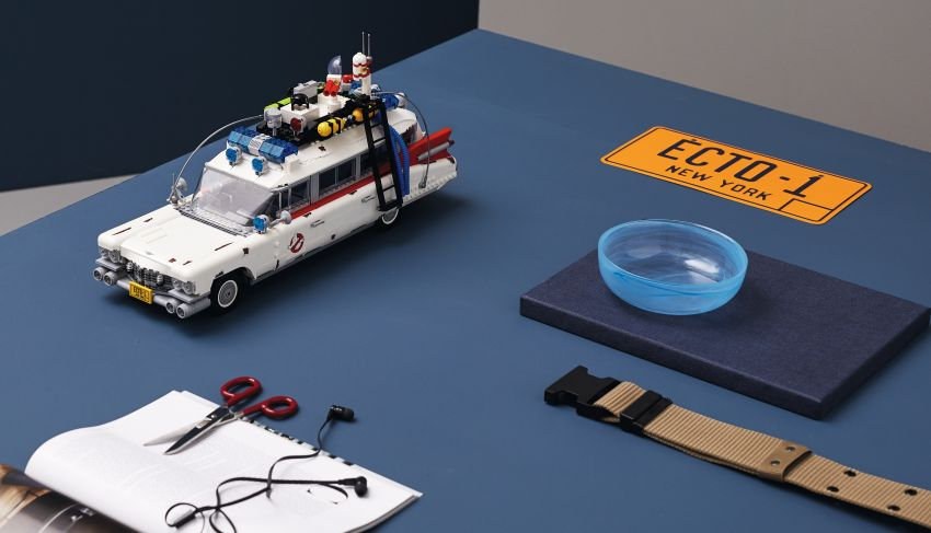 Lego Ghostbusters ECTO-1 – 2,352 pieces, US$199 Image #1204941