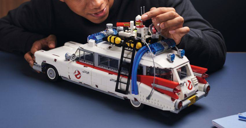 Lego Ghostbusters ECTO-1 – 2,352 pieces, US$199 Image #1204942