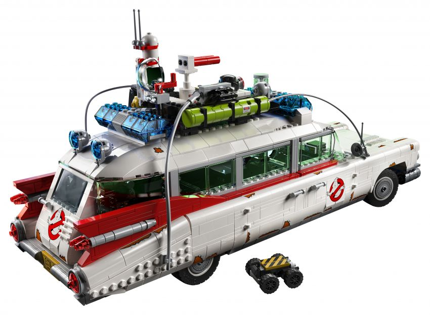 Lego Ghostbusters ECTO-1 – 2,352 pieces, US$199 Image #1204930