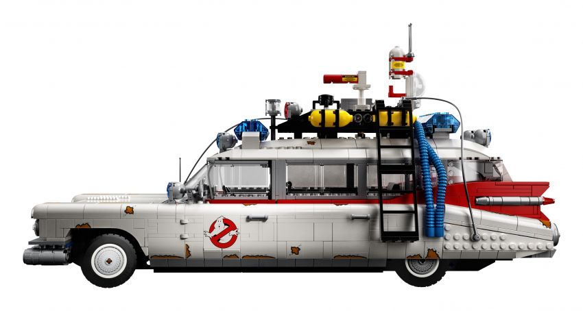 Lego Ghostbusters ECTO-1 – 2,352 pieces, US$199 Image #1204931