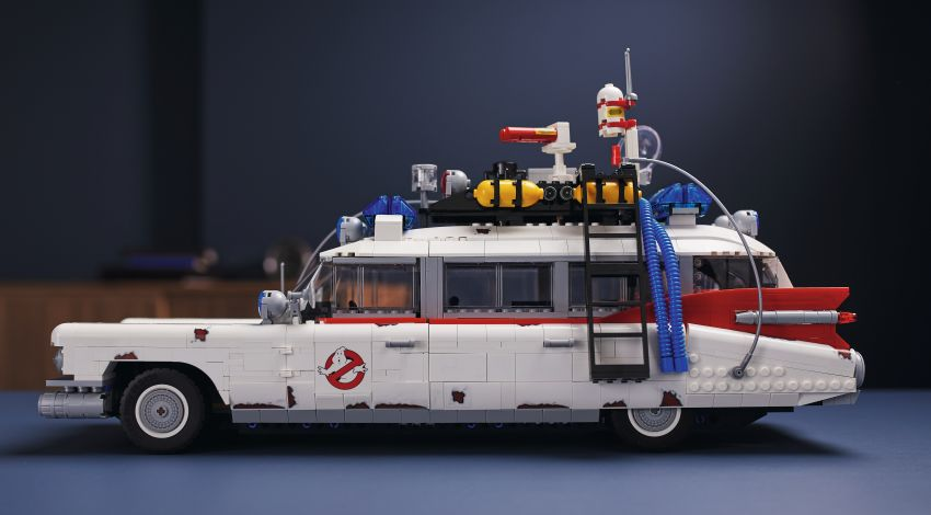 Lego Ghostbusters ECTO-1 – 2,352 pieces, US$199 Image #1204937