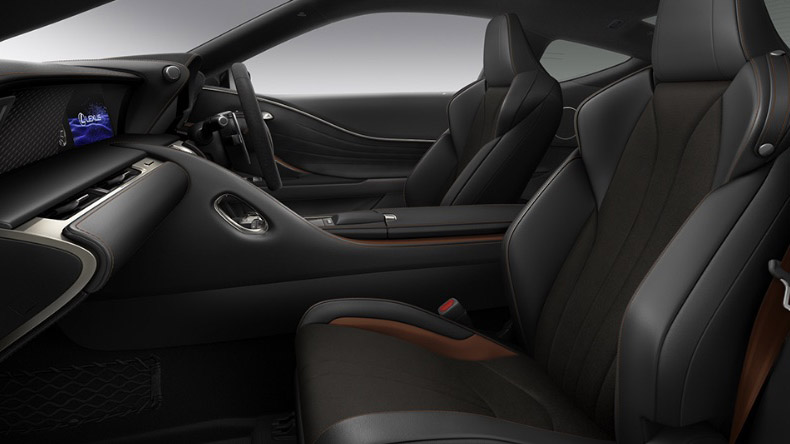 Lexus LC Aviation – a 70-unit limited edition for Japan Image #1202161