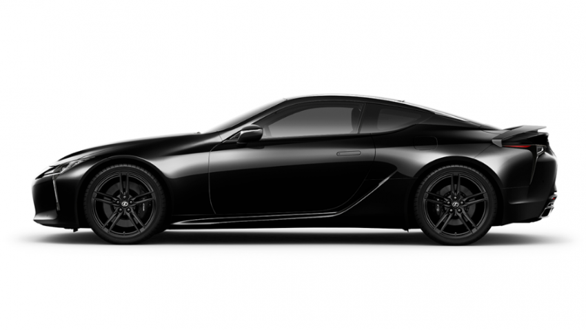 Lexus LC Aviation – a 70-unit limited edition for Japan Image #1202164