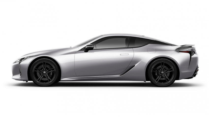 Lexus LC Aviation – a 70-unit limited edition for Japan Image #1202165