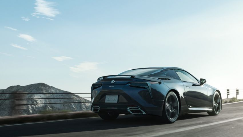 Lexus LC Aviation – a 70-unit limited edition for Japan Image #1202148
