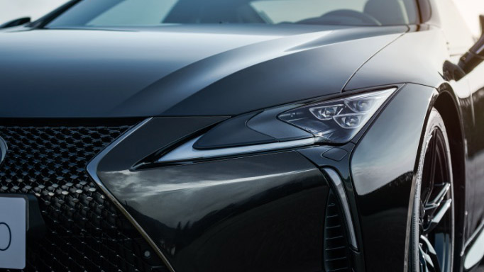 Lexus LC Aviation – a 70-unit limited edition for Japan Image #1202155