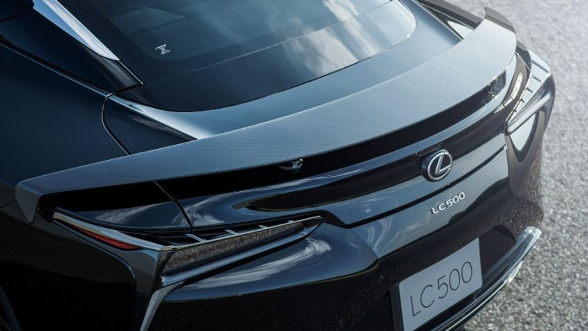 Lexus LC Aviation – a 70-unit limited edition for Japan Image #1202156
