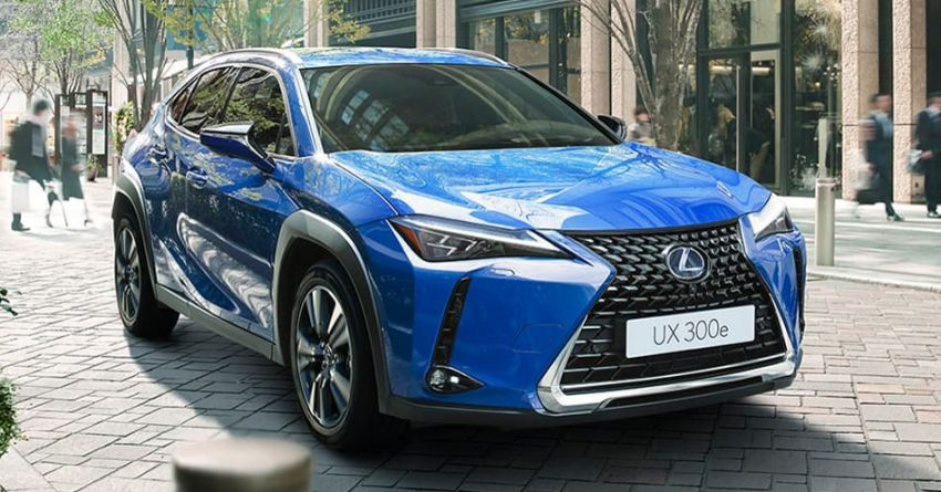 Lexus UX 300e EV makes first ASEAN launch in Indonesia – up to 300 km range; priced from RM359k Image #1217792