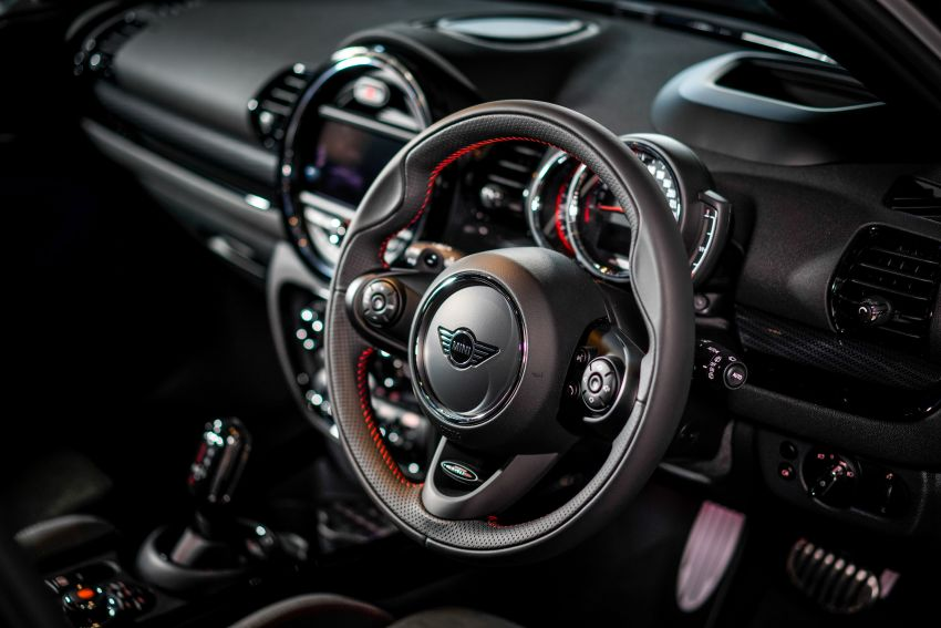 AD: Enjoy savings of up to RM32k when buying your favourite high-performance MINI John Cooper Works Image #1208069