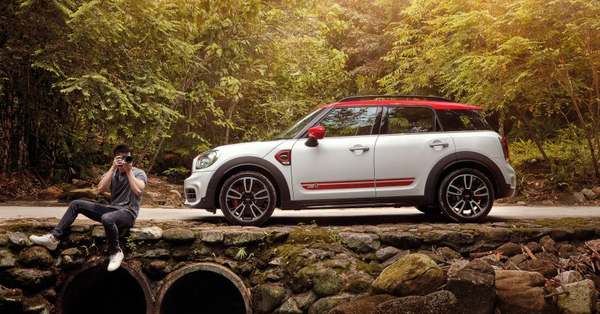 AD: Enjoy savings of up to RM32k when buying your favourite high-performance MINI John Cooper Works Image #1208073