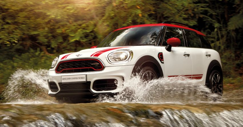 AD: Enjoy savings of up to RM32k when buying your favourite high-performance MINI John Cooper Works Image #1208074