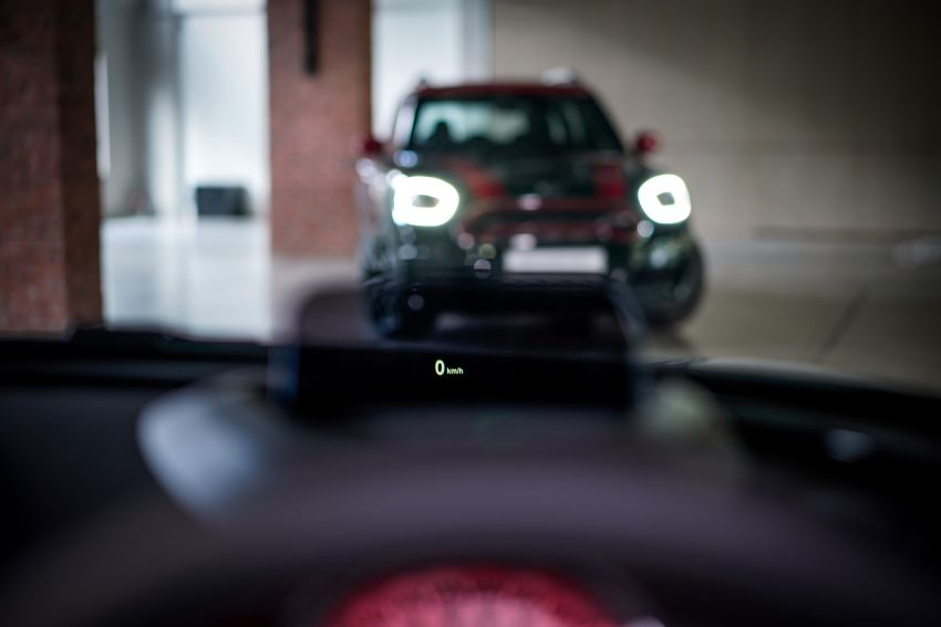 AD: Enjoy savings of up to RM32k when buying your favourite high-performance MINI John Cooper Works Image #1208064