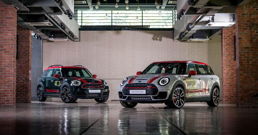 AD: Enjoy savings of up to RM32k when buying your favourite high-performance MINI John Cooper Works Image #1208077