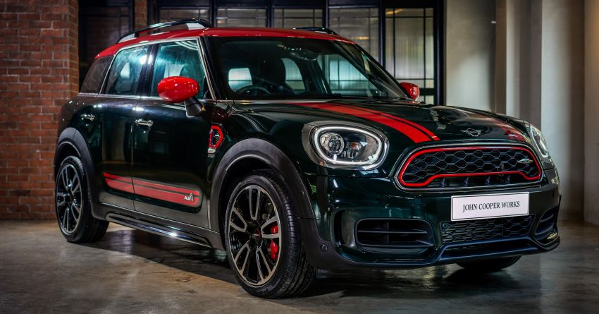 AD: Enjoy savings of up to RM32k when buying your favourite high-performance MINI John Cooper Works Image #1208078