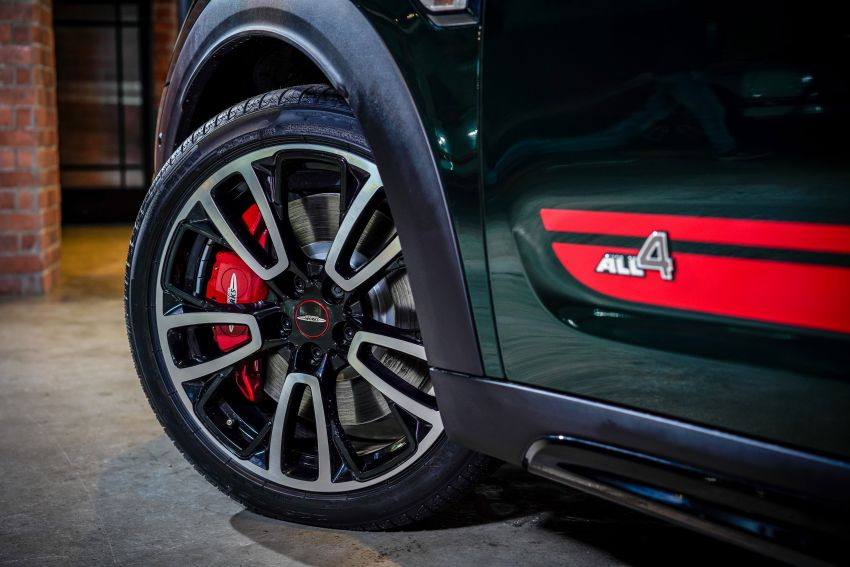 AD: Enjoy savings of up to RM32k when buying your favourite high-performance MINI John Cooper Works Image #1208080