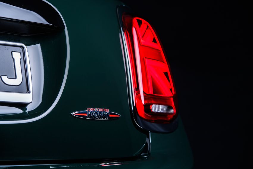 AD: Enjoy savings of up to RM32k when buying your favourite high-performance MINI John Cooper Works Image #1208122