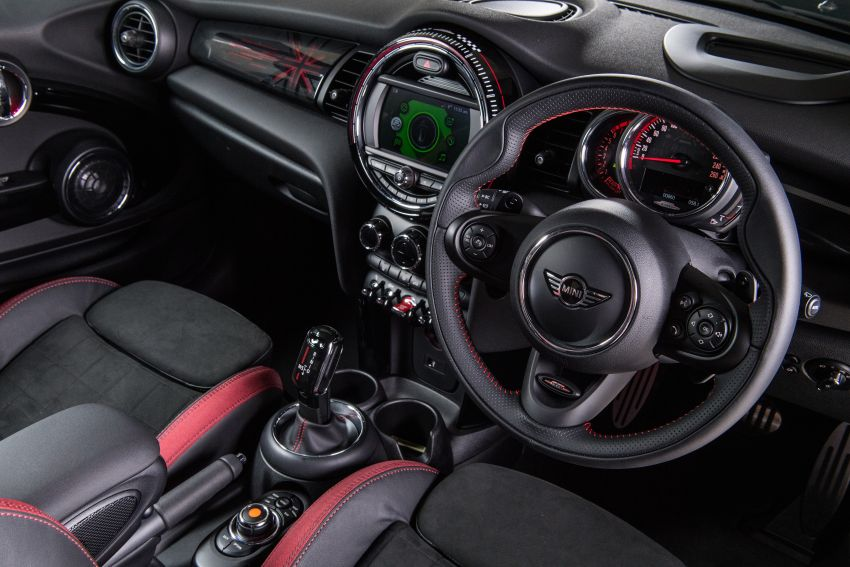 AD: Enjoy savings of up to RM32k when buying your favourite high-performance MINI John Cooper Works Image #1208124