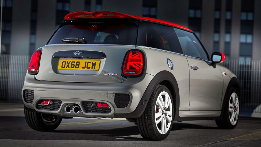 AD: Enjoy savings of up to RM32k when buying your favourite high-performance MINI John Cooper Works Image #1208125