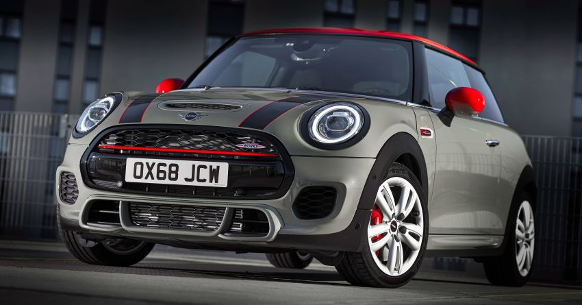 AD: Enjoy savings of up to RM32k when buying your favourite high-performance MINI John Cooper Works Image #1208121