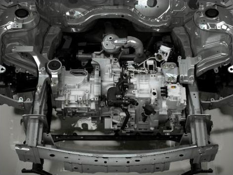 Mazda previews its inline-six engine before 2022 debut Image #1208367