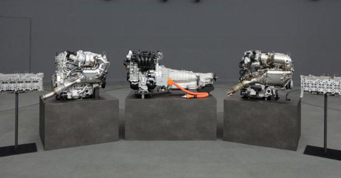 Mazda previews its inline-six engine before 2022 debut Image #1208370