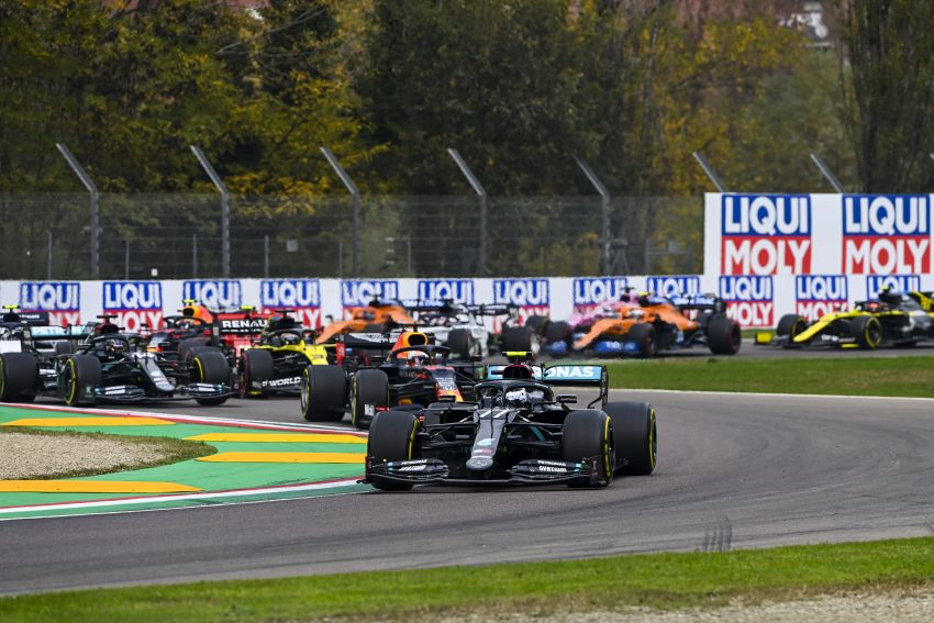 Mercedes AMG Petronas clinches 7th straight F1 titles Image #1202246