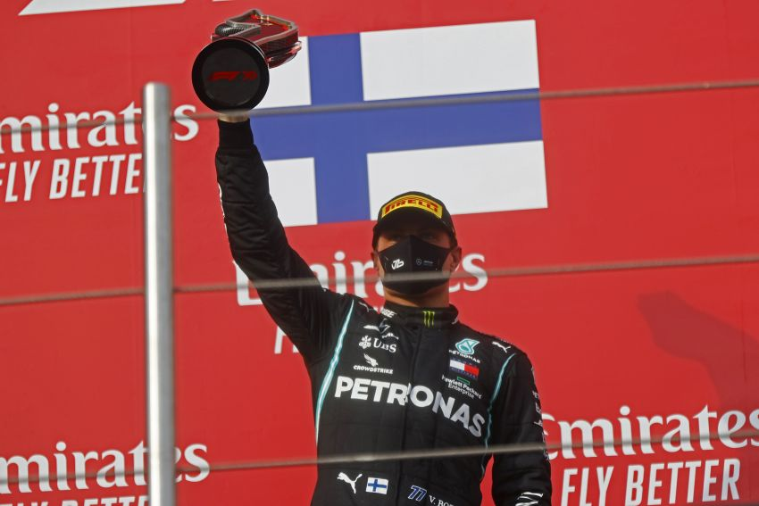 Mercedes AMG Petronas clinches 7th straight F1 titles Image #1202285