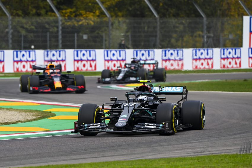 Mercedes AMG Petronas clinches 7th straight F1 titles Image #1202251