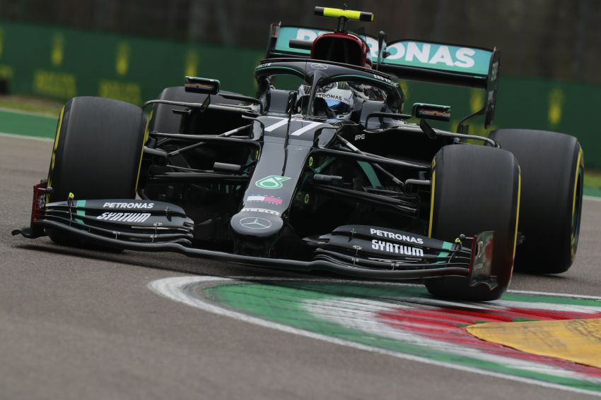 Mercedes AMG Petronas clinches 7th straight F1 titles Image #1202254
