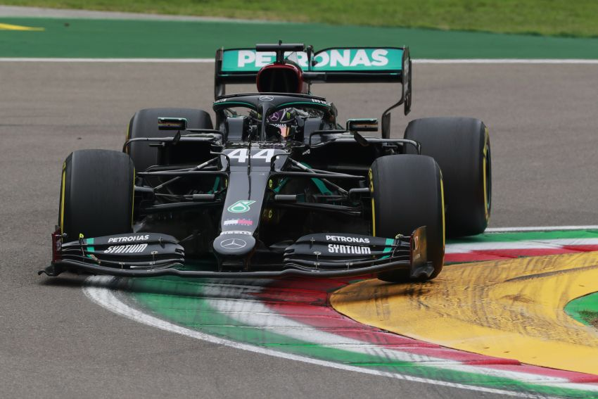 Mercedes AMG Petronas clinches 7th straight F1 titles Image #1202255
