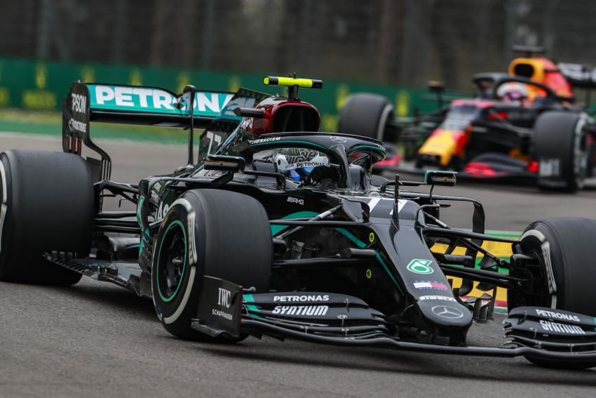 Mercedes AMG Petronas clinches 7th straight F1 titles Image #1202258