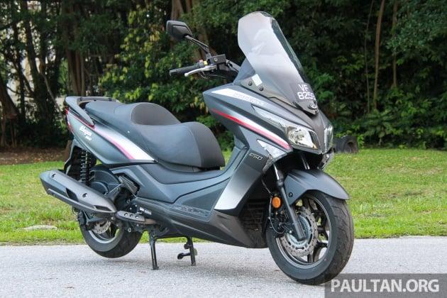 2021 Modenas scooter teased – Elegan 250 facelift? Image #1210500