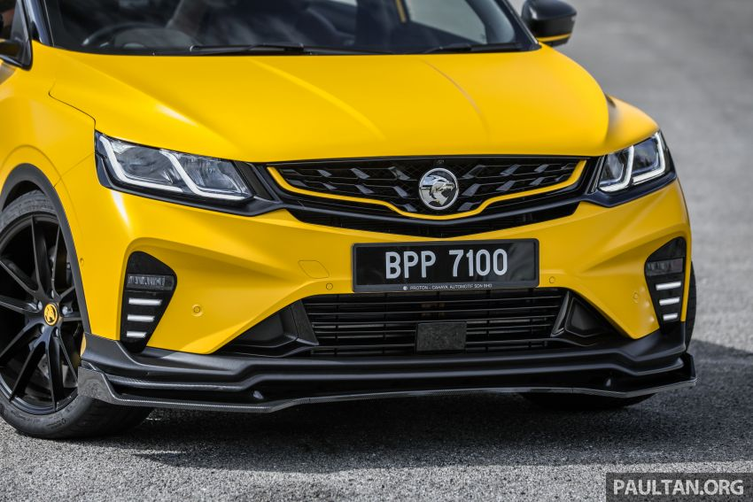 Proton X50 'Bumblebee' – viral yellow SUV with over RM50k worth of modifications inside and outside! Image #1217558