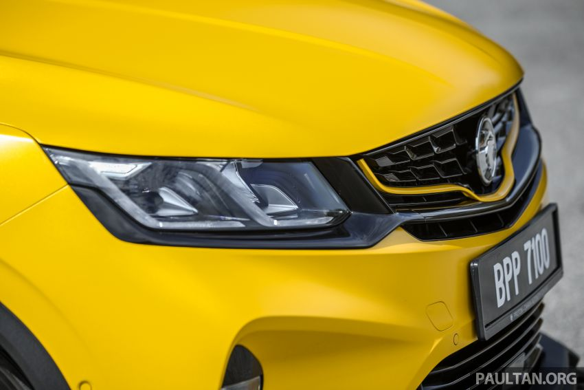 Proton X50 'Bumblebee' – viral yellow SUV with over RM50k worth of modifications inside and outside! Image #1217563