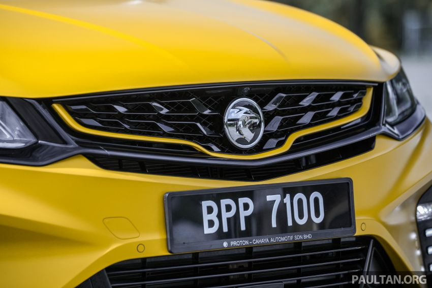 Proton X50 'Bumblebee' – viral yellow SUV with over RM50k worth of modifications inside and outside! Image #1217565