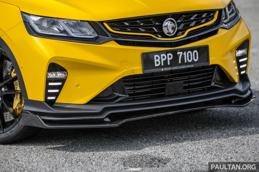 Proton X50 'Bumblebee' – viral yellow SUV with over RM50k worth of modifications inside and outside! Image #1217566