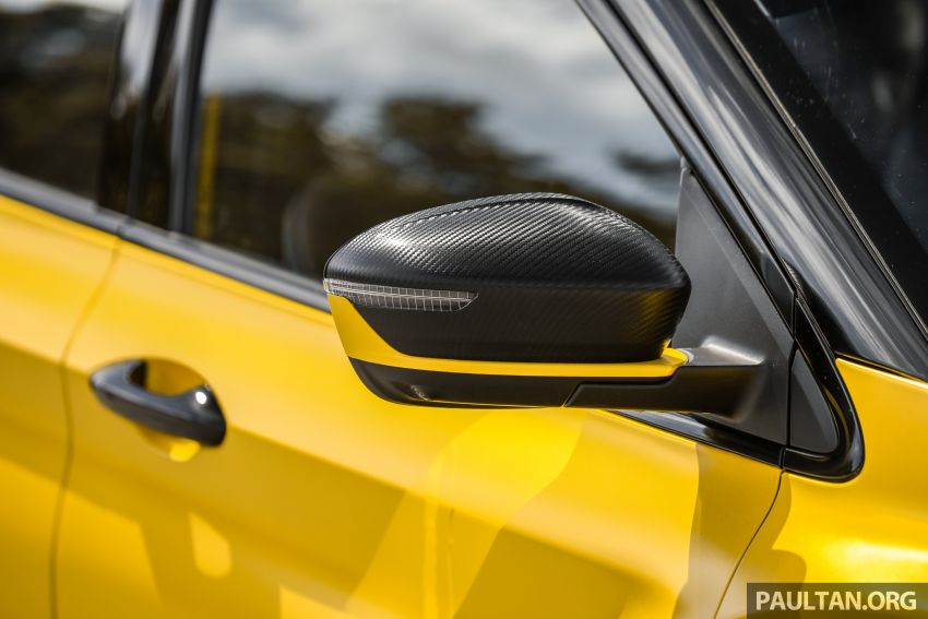 Proton X50 'Bumblebee' – viral yellow SUV with over RM50k worth of modifications inside and outside! Image #1217575