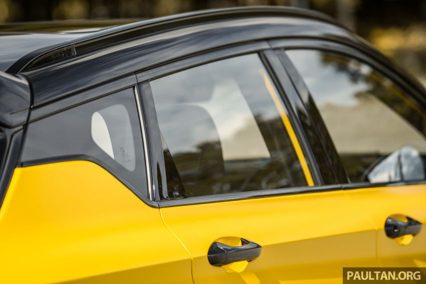 Proton X50 'Bumblebee' – viral yellow SUV with over RM50k worth of modifications inside and outside! Image #1217577