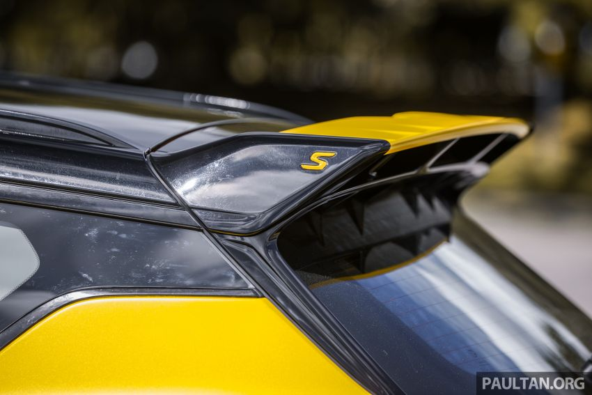 Proton X50 'Bumblebee' – viral yellow SUV with over RM50k worth of modifications inside and outside! Image #1217585