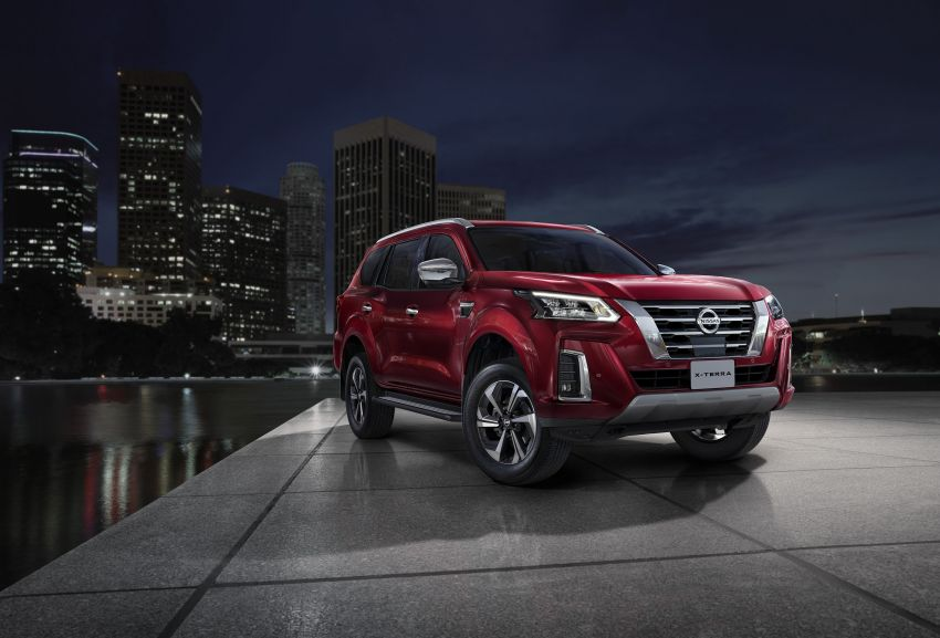2021 Nissan X-Terra revealed: is this the Terra facelift? Image #1216828