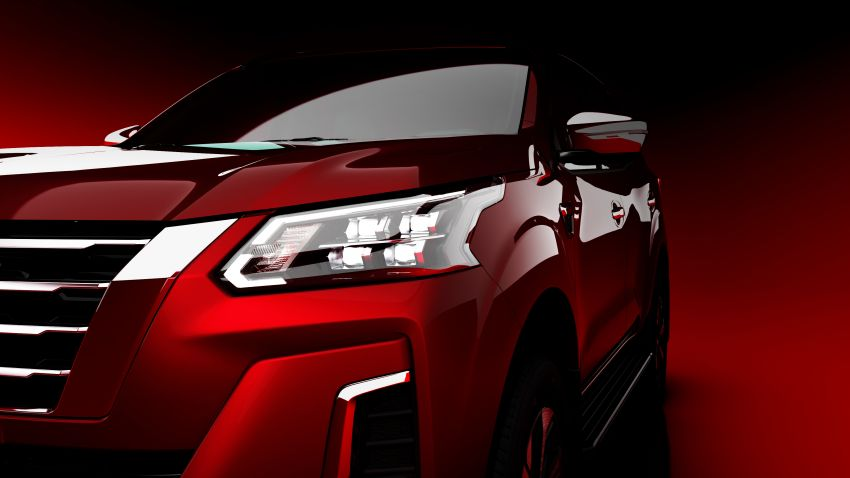 2021 Nissan X-Terra revealed: is this the Terra facelift? Image #1216838