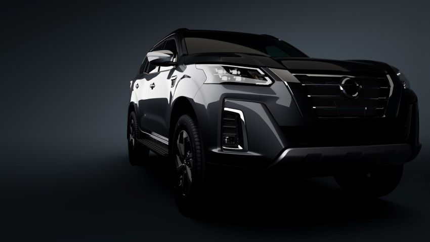 2021 Nissan X-Terra revealed: is this the Terra facelift? Image #1216839