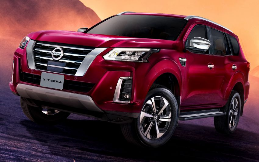 2021 Nissan X-Terra revealed: is this the Terra facelift? Image #1216831