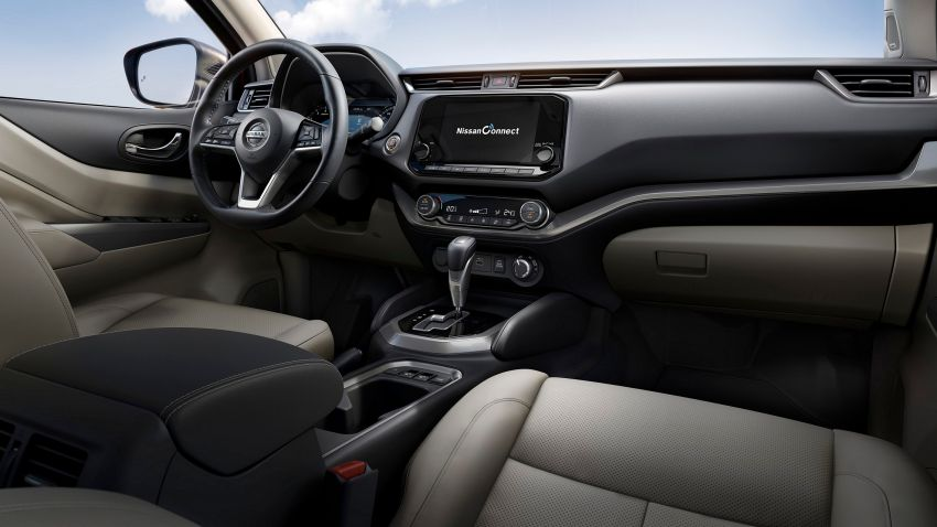 2021 Nissan X-Terra revealed: is this the Terra facelift? Image #1216832
