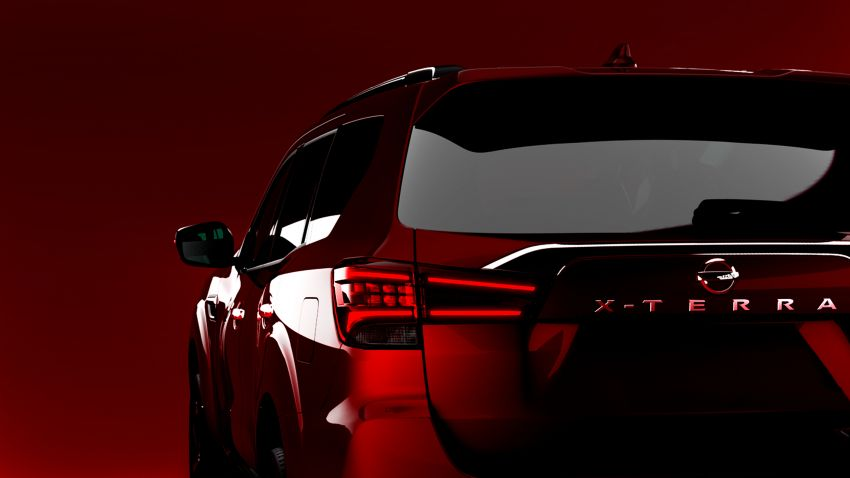 2021 Nissan X-Terra revealed: is this the Terra facelift? Image #1216833