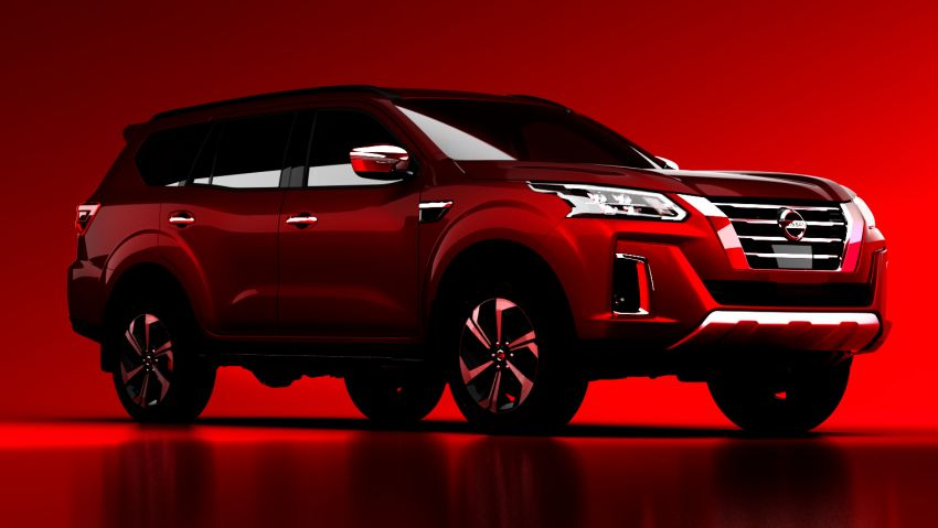 2021 Nissan X-Terra revealed: is this the Terra facelift? Image #1216834