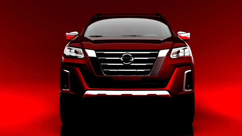 2021 Nissan X-Terra revealed: is this the Terra facelift? Image #1216835